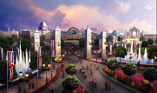 Doctor Who to become part of new British Paramount theme park?