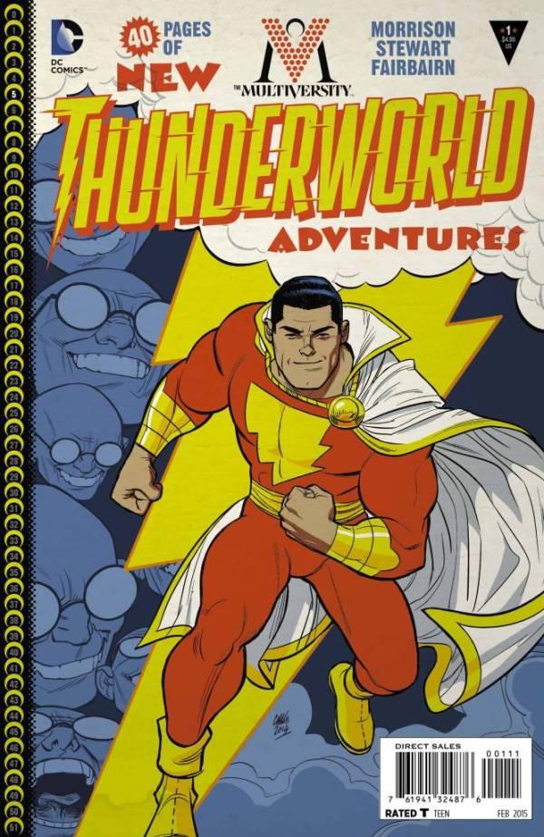 Multiversity Thunderworld 1