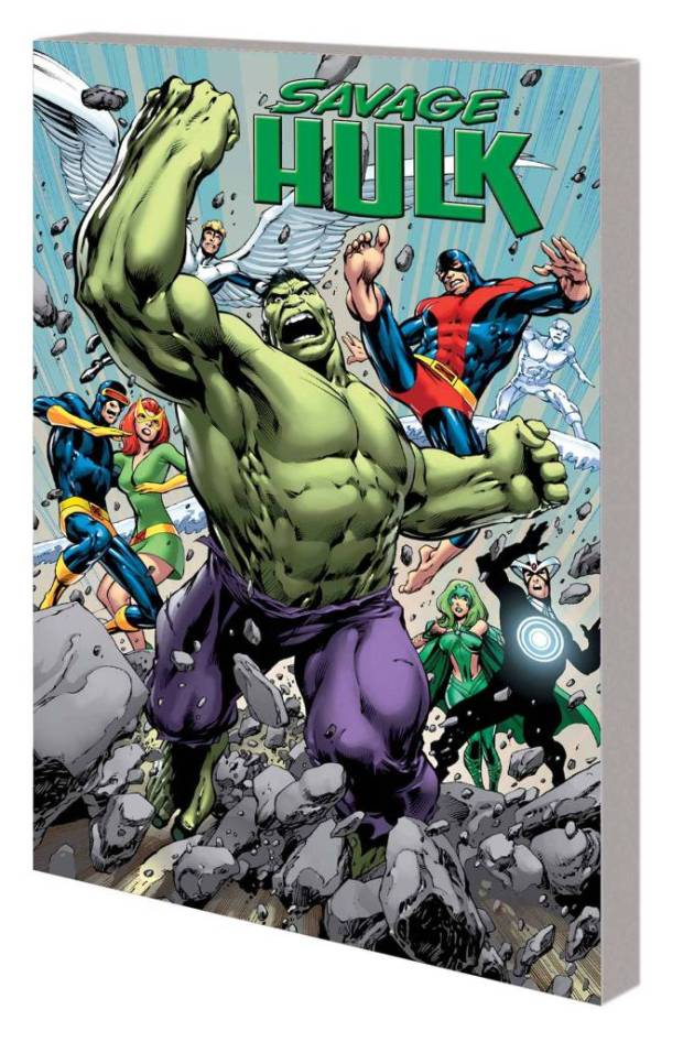 Savage Hulk: The Man Within Volume 1