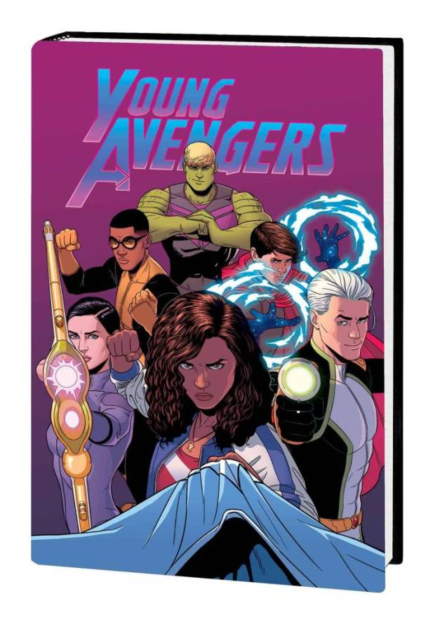 Young Avengers Hard Cover Omnibus