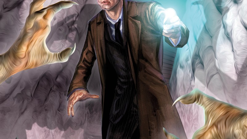 Sneak Peek: Doctor Who – The Tenth Doctor #7