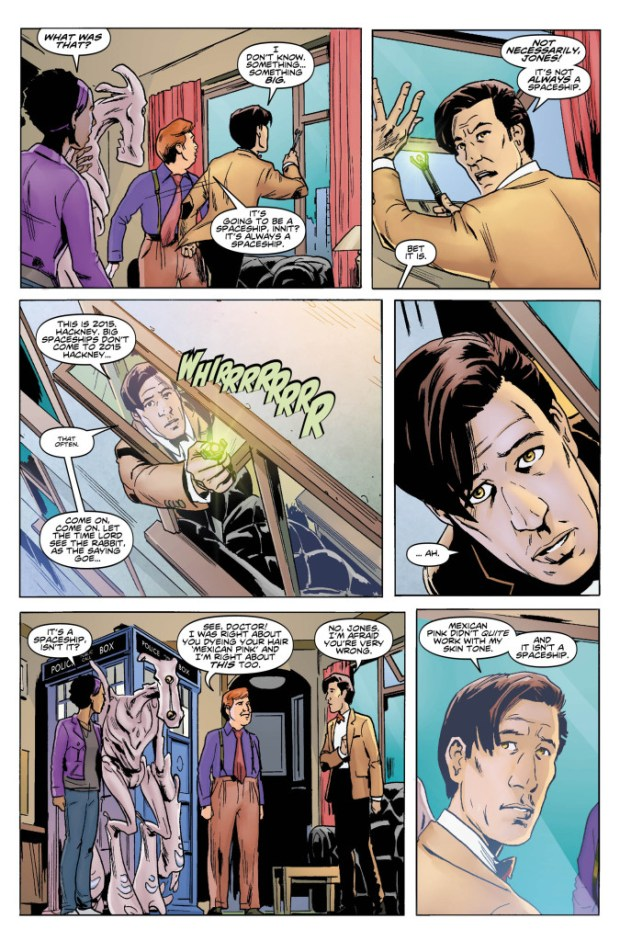 Doctor Who: The Eleventh Doctor #7 Preview 2