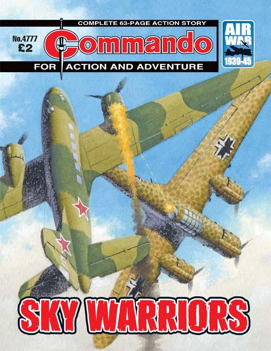 Commando 4777