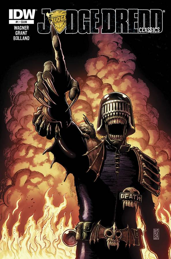 Judge Dredd Classics Dark Judges #1