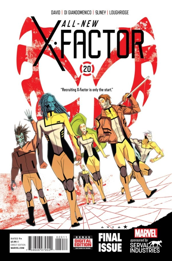 All New X-Factor #20