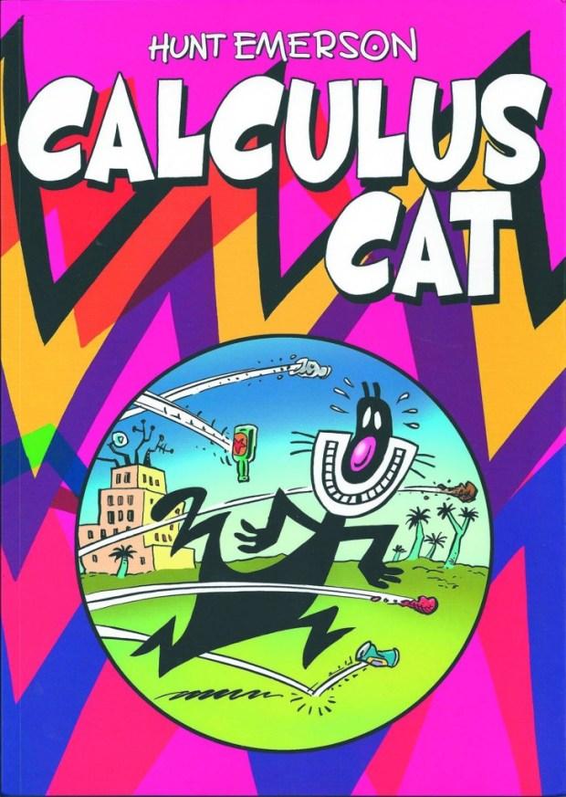 Calculus Cat - Cover