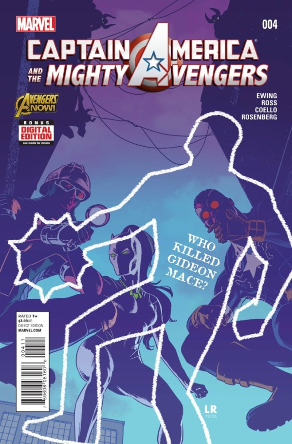 Captain America And Mighty Avengers #4