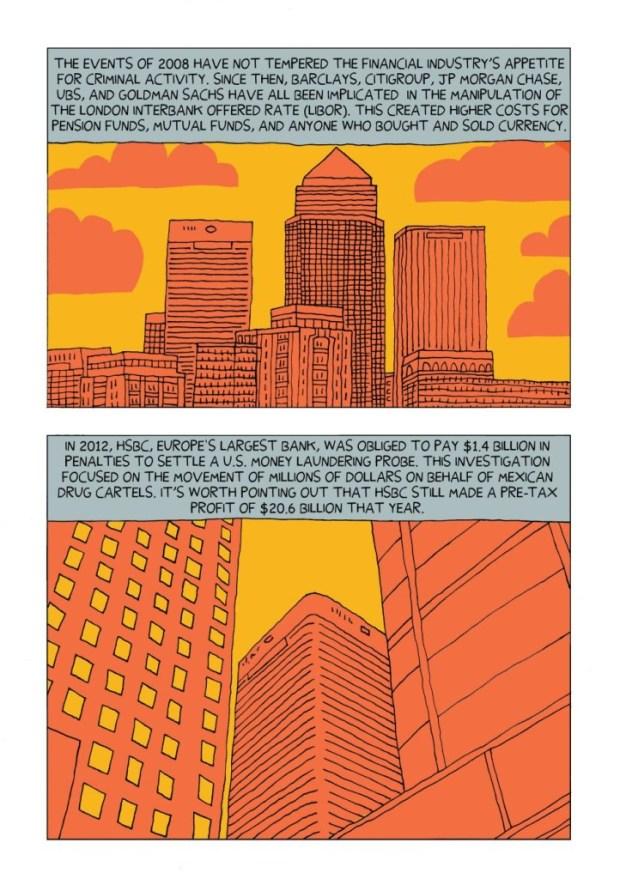 Supercrash by Darryl Cunningham - Page 1