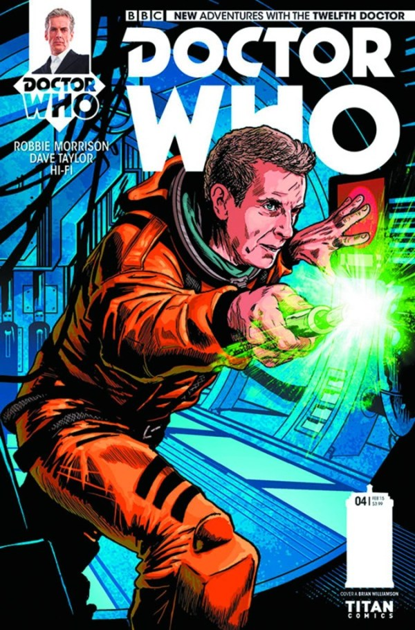 Doctor Who: The Twelfth Doctor#4