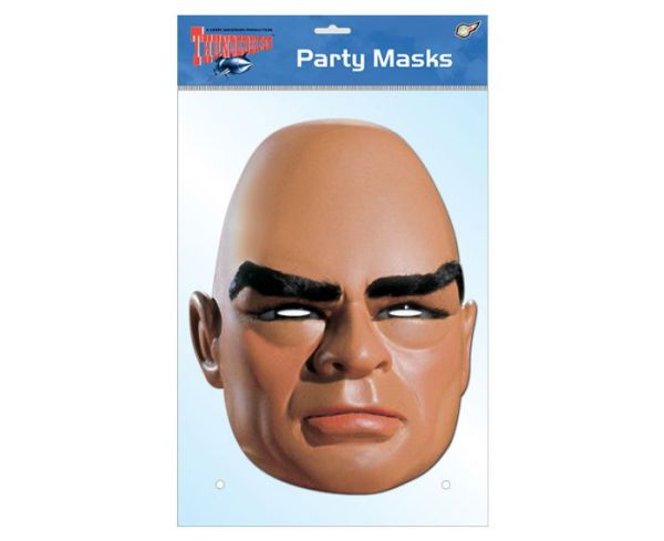 The Hood Party Mask from Mask-arade