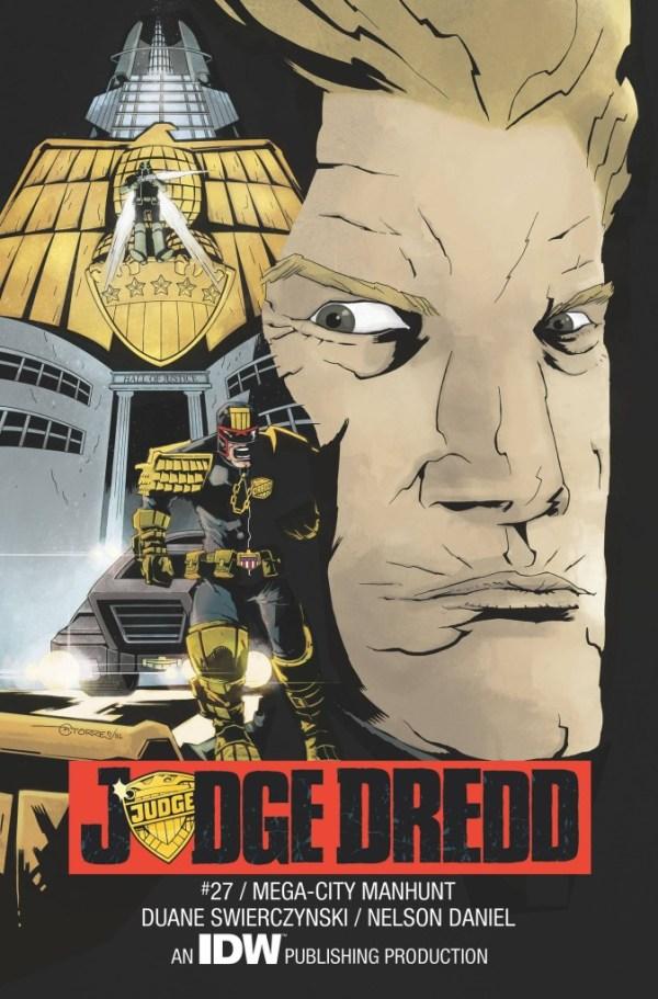 Judge Dredd #27