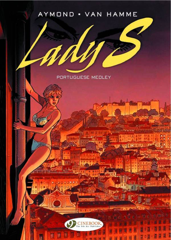 Lady S Graphic Novel Volume 5 Portuguese Medley