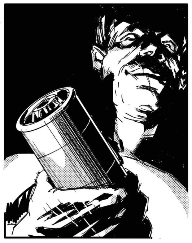 Orlok - Agent of East-Meg One