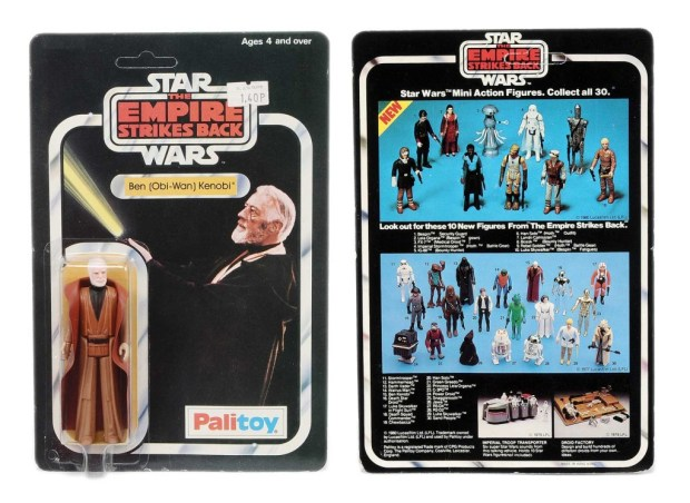 Star Wars: The Empire Strikes Back Ben (Obi-Wan) Kenobi
