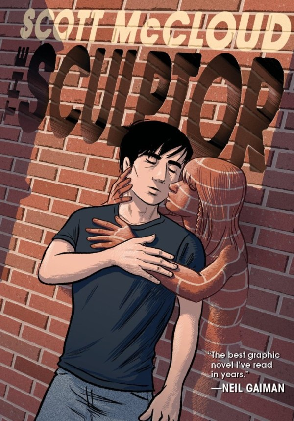 The Sculptor - Cover
