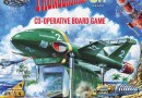 Thunderbirds Board Game At London Toy Fair
