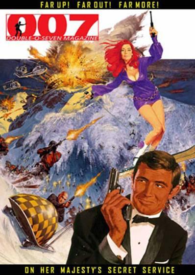 007 Magazine: On Her Majesty's Secret Service Special