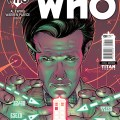 Doctor Who: The Eleventh Doctor #8 - Cover A
