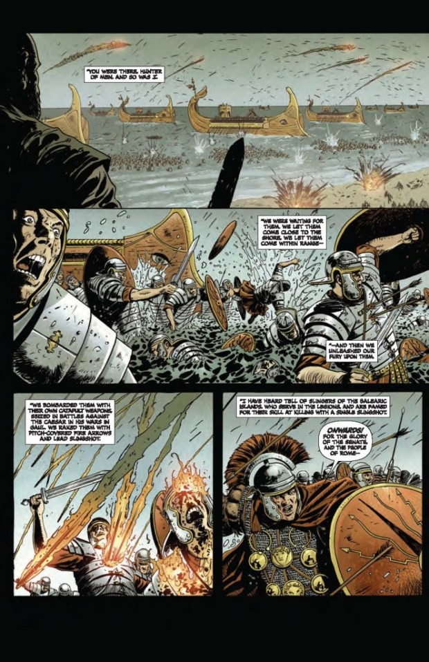 Aquila Issue 1 - Preview Page 3
