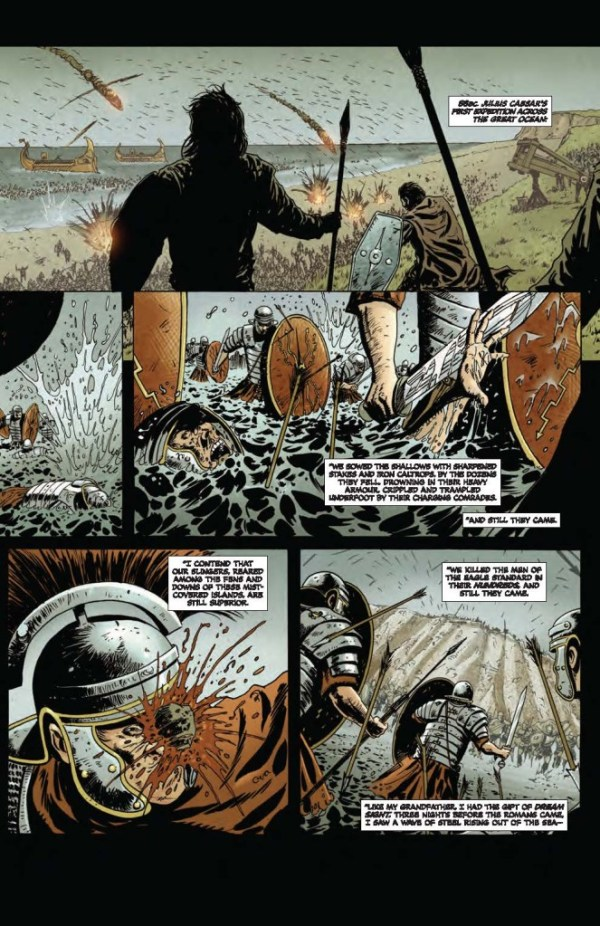 Aquila Issue 1 - Preview Page 4