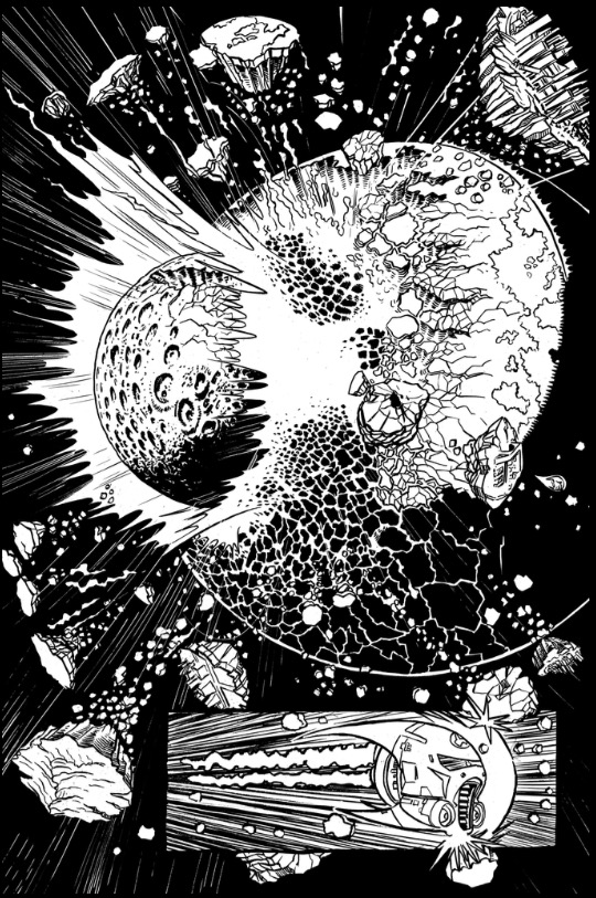 Rom of the Read - Sample Art