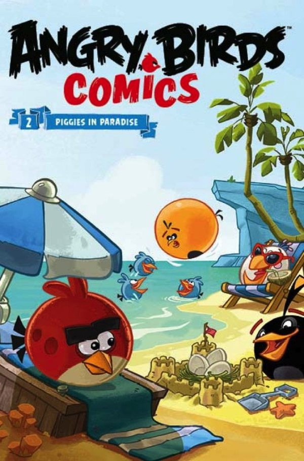 Angry Birds Volume 2 - Piggies in Paradise