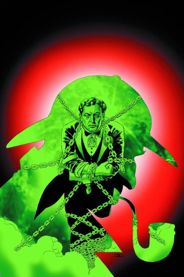 Holmes Vs Houdini #1
