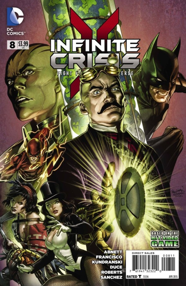 Infinite Crisis Fight For The Multiverse #8