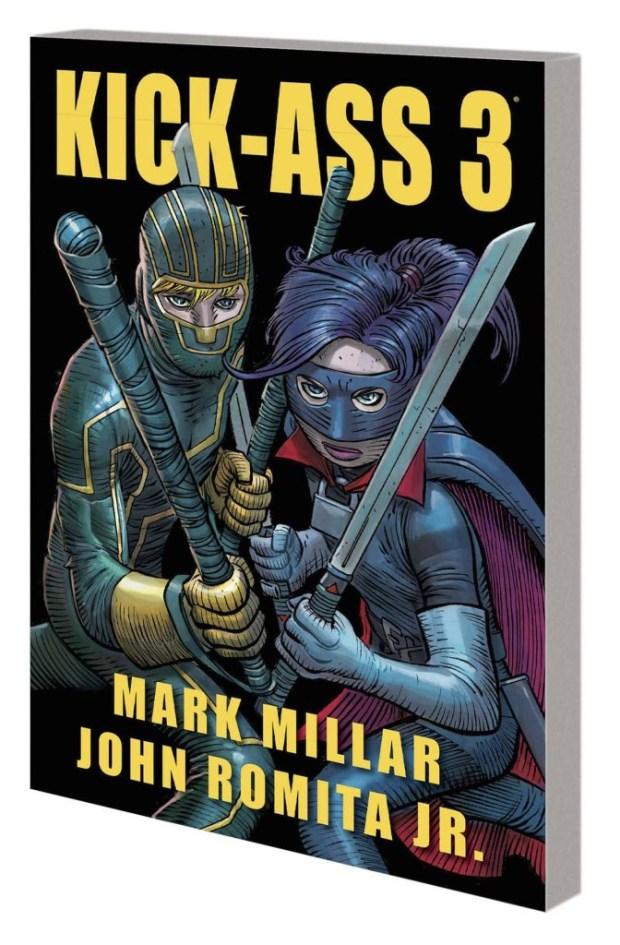 Kick-Ass 3 Trade Paperback