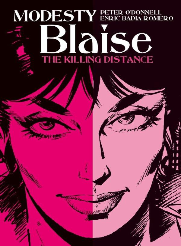 Modesty Blaise: Distance