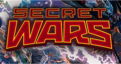 Secret Wars Logo