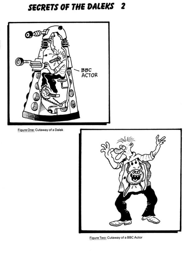 It's Bigger on the Inside: Secrets of the Daleks
