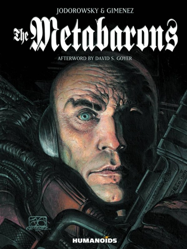 The MetaBarons Hard Cover