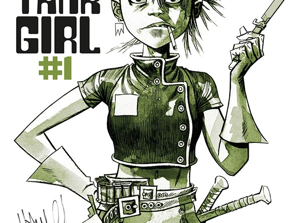 21st Century Tank Girl - Cover A