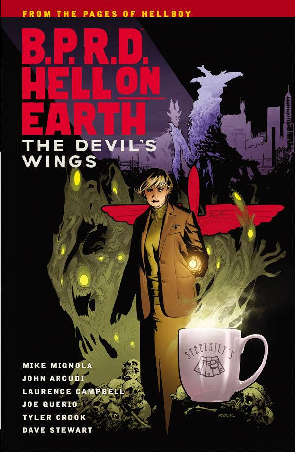 BPRD Hell On Earth Trade Paperback Volume 10 Devils Wings