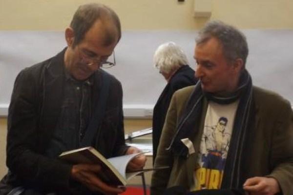 DTT John McShane plugging his book to Graham P Manley