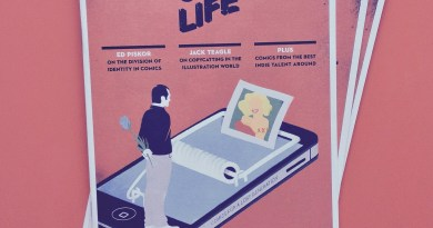 OFF LIFE Issue 11 - Cover