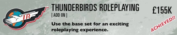 Thunderbirds Roleplaying