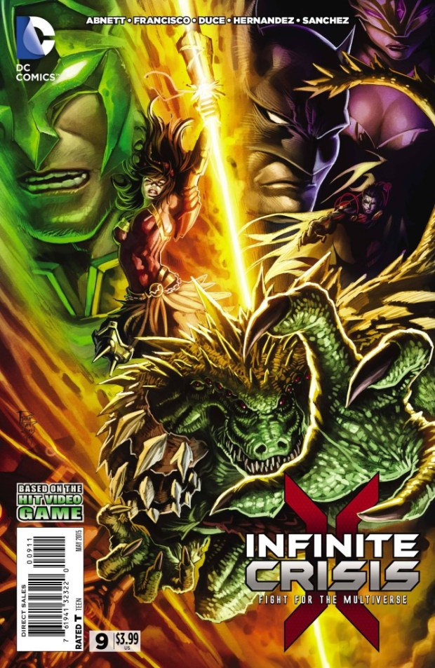 Infinite Crisis Fight For The Multiverse #9