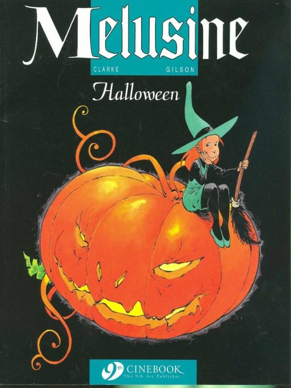 Melusine Graphic Novel Volume 2: Halloween