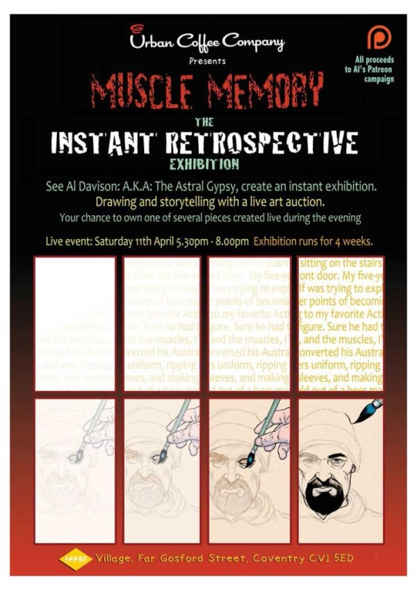 Muscle Memory Poster