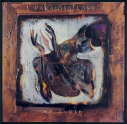 Paradise Lost - Album Cover by Dave McKean