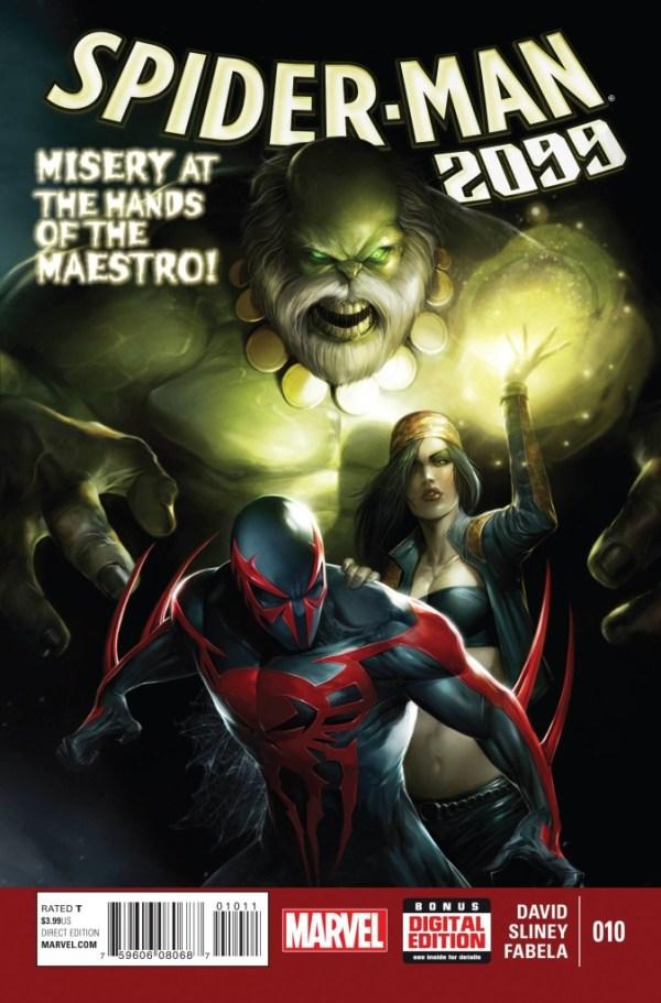 Spider-Man 2099 #10
