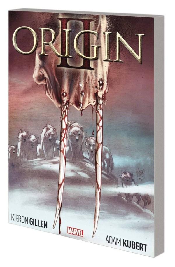 Wolverine Origin II: Trade Paperback