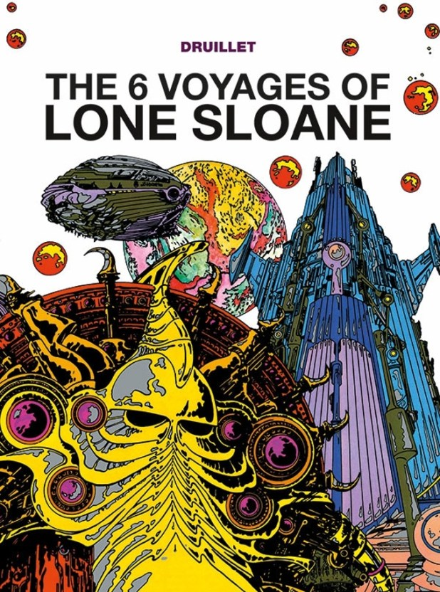The Six Voyages of Lone Sloane