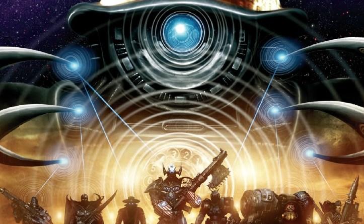 ABC Warriors: Return to Mars - Cover