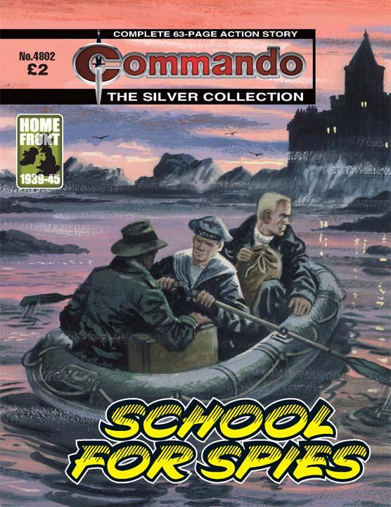 Commando 4802