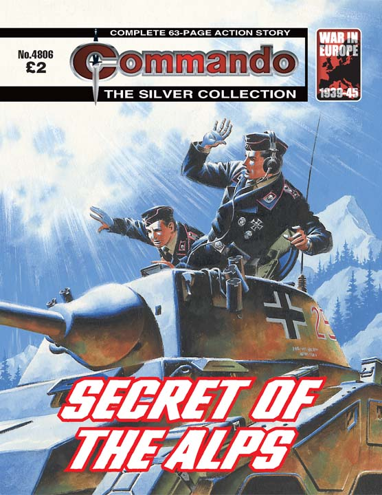 Commando 4806