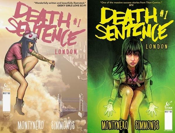 Death Sentence London Pair