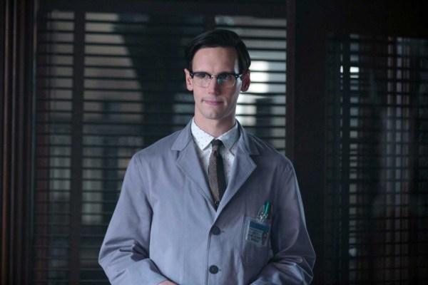 "Edward Nygma (Cory Michael Smith) in ""Gotham"""